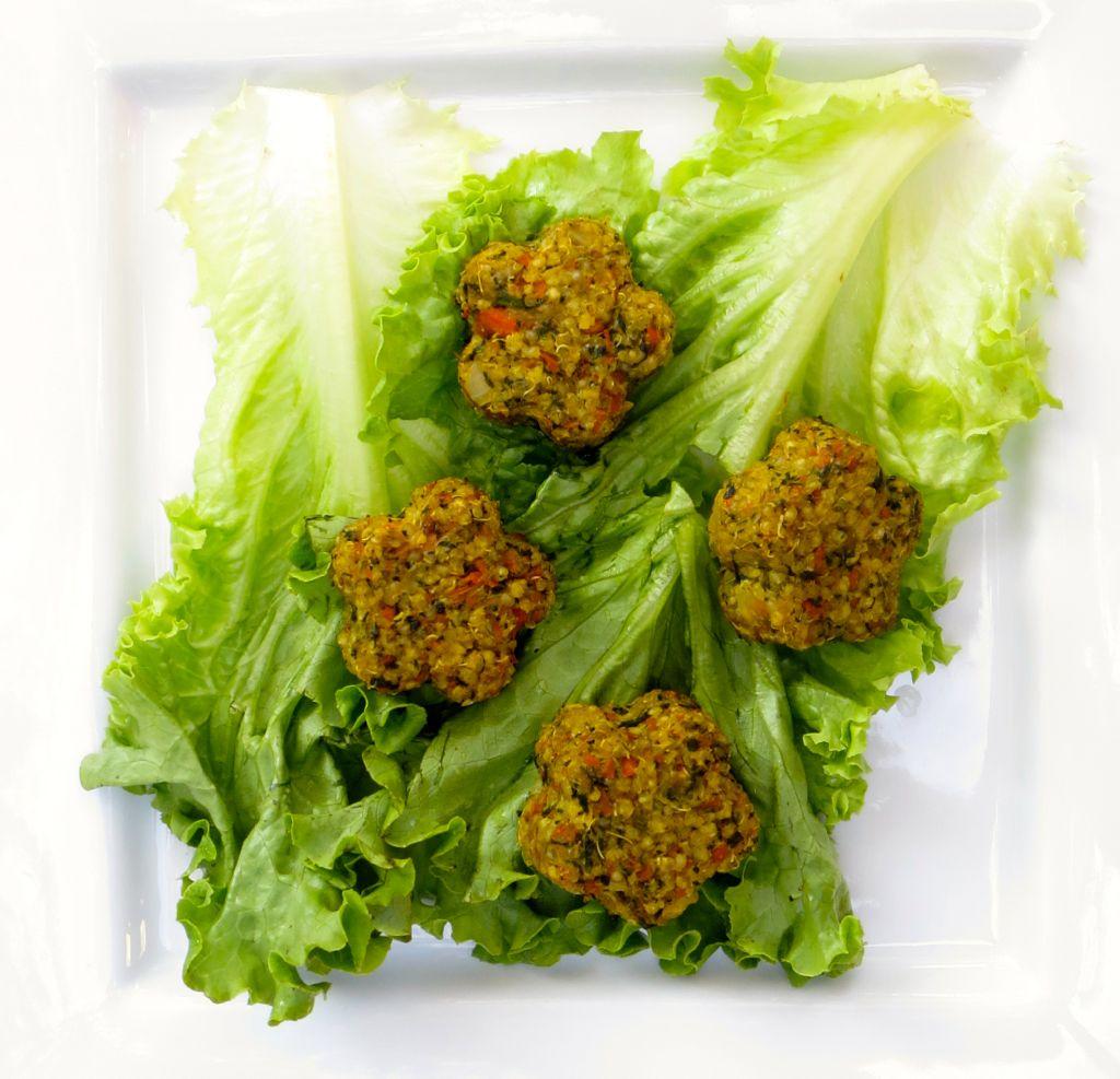 Veggie Millet bites