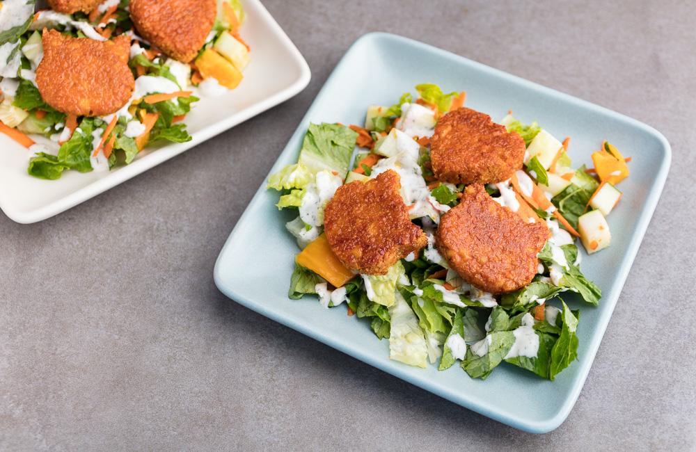 Vegan Copycat B-Wing Salad